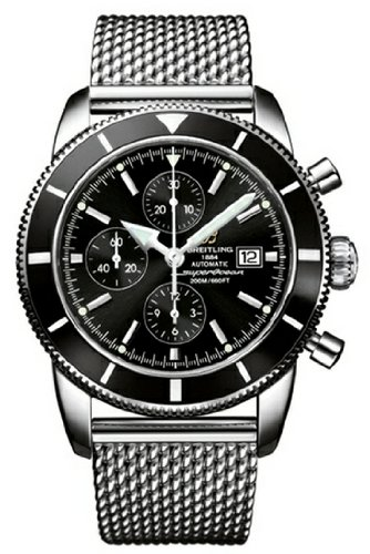 Breitling Superocean Heritage Chronograph Men's Watch A1332024-B908SS A1332024-B908-152A