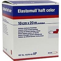 ELASTOMULL haft color 10 cmx20 m Fixierb.rot 1 St Binden preisvergleich bei billige-tabletten.eu