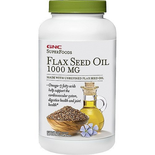 gnc-superfoods-flax-seed-oil-1000-mg-180-softgel-caps-by-gnc-superfoods
