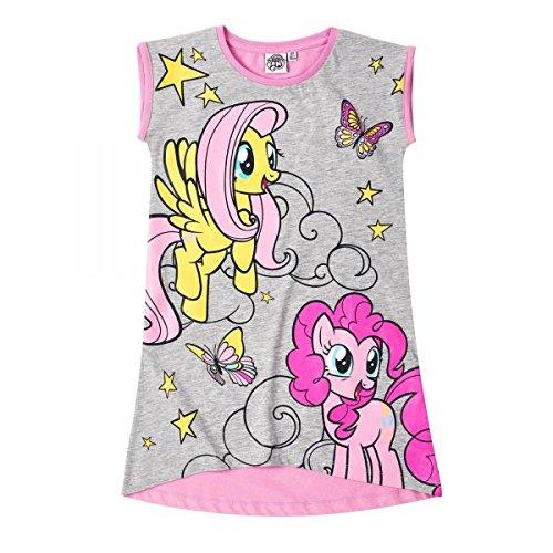 hemd, rosa-grau, Gr. 92-128 Größe 104 (Mlp-pyjama)