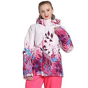 2018 Brandneu Damen Skijacke Wasserdicht Skianzug Schneeanzug Winter Skifahren Skiset Farb- und Größenwahl