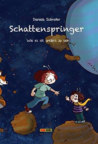 Buchseite und Rezensionen zu 'Schattenspringer: Wie es ist, anders zu sein' von Daniela Schreiter