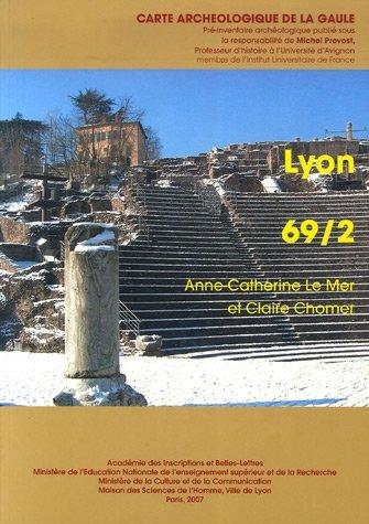 Carte Archéologique de la Gaule. 69/2