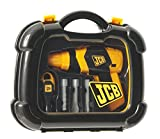 HTI JCB Tool Case and Battery Operated Drill