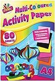 Artbox Multi Colour Pad (Sheet of 80)