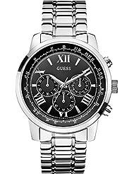 Guess Reloj de cuarzo Man Horizon W0379G1 45.0 mm