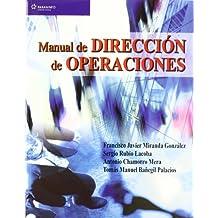 Manual de dirección de operaciones