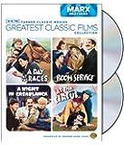 Tcm Greatest Classic Films: Marx Brothers [DVD] [Region 1] [US Import] [NTSC]