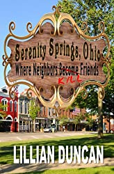 SERENITY SPRINGS, OHIO (English Edition)