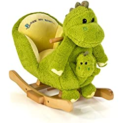 knorr-baby 60046 - Drago a dondolo - Dino