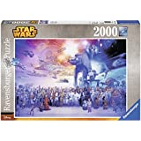 Ravensburger Star Wars Episode I - VI Saga Jigsaw Puzzle (2000-Piece)