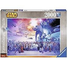 Star Wars - Puzzles 2000 piezas (Ravensburger 16701 2)