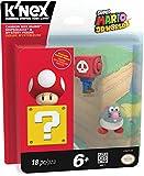 K'NEX Super Mario Cannon Box Skipsqueak and Mystery Figure