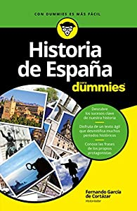 Historia de España para Dummies par  Fernando García de Cortázar