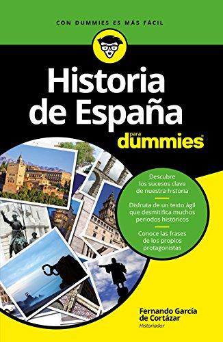 Historia de España para Dummies por Fernando García de Cortázar