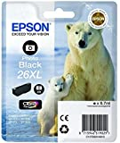 Epson C13T26314022 Foto Black Original Tintenpatronen Pack of 1