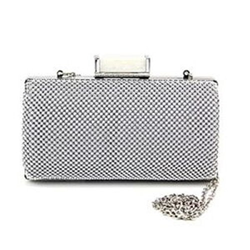 jessica-mcclintock-platium-elegant-mesh-clutch-silver-aluminium-mesh-gift-box-with-drop-in-chain-sho