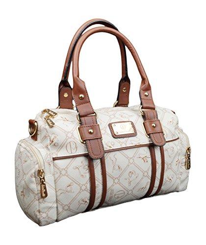411d2add06821 LT LadiesTrends ☆ Giulia Pieralli Damentasche Glamour Handtasche Elegant  Tasche Frauen Umhängetasche Design Henkeltasche aus hochwertigem