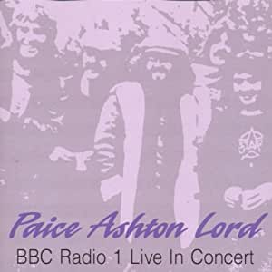 Paice Ashton Lord Bbc Radio In Concert