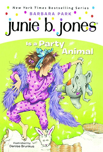 Junie B. Jones Is a Party Animal (Junie B. Jones (Library))