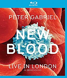 New Blood - Live In London [Blu-ray] [2011]