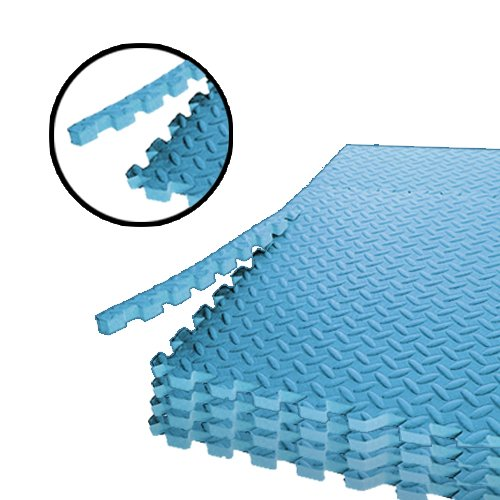 Interlocking Soft Foam – Exercise Mats