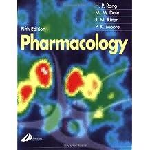 Pharmacology by Humphrey P. Rang MB BS MA DPhil FMedSci FRS Professor (2003-03-20)