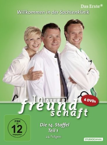 Staffel 14, Teil 1 (6 DVDs)