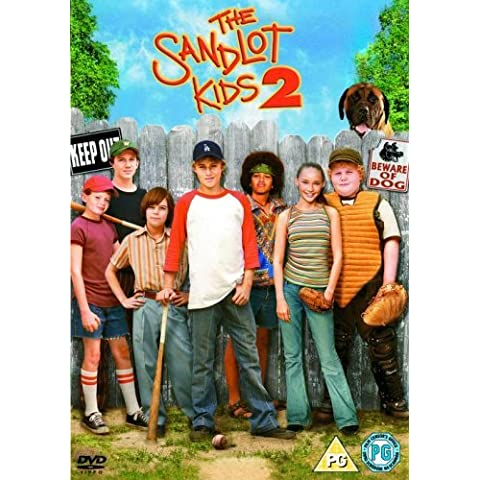 The Sandlot 2 [DVD] by Max Lloyd-Jones