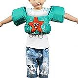 Brassard bébé de baignade Brassard Gonflable Enfant Brassard et ceinture de sauvetage Ceinture Brassards 2 en 1 aide...