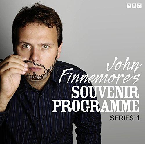 John Finnemore's Souvenir Programme: Series 1: The BBC Radio 4 comedy sketch show -