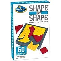 Ravensburger Thinkfun Shape by Shape - Creative Pattern Game