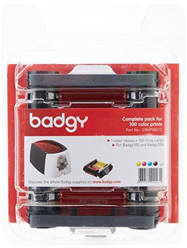 BADGY CBGP0001C Original Tintenpatronen Pack of 1 - Badgy Drucker