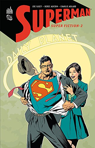 Superman Superfiction tome 2
