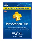 Cheapest PlayStation Plus Card 1 Year Subscription on PlayStation 4