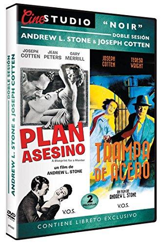 Doble Sesión: Plan Asesino + Trampa Acero [DVD]