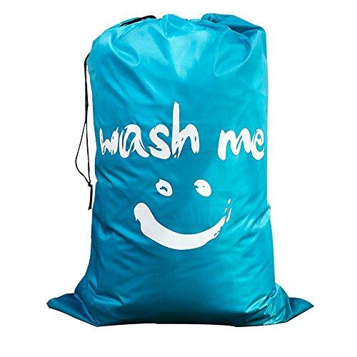 Ihomagic, sac de lavage décoré d'un sourire
