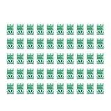 Scatola da laboratorio con contenitore di componenti elettronici per piccoli oggetti 50 pezzi SMT SM