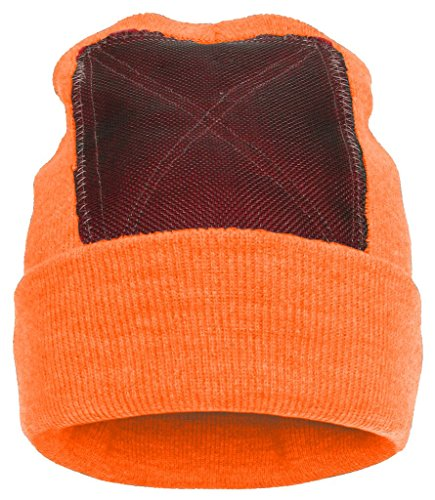 BACKSPIN FUNCTION WEAR 'Beanie' Headspin-Cap - orange - OneSize