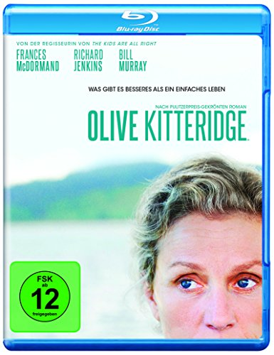 Olive Kitteridge - Mini Serie [Blu-ray]