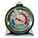#2: MagiDeal Refrigerator / Freezer / Fridge Temperature Thermometer, -20 F to 80 F, -20 ℃ to 20 ℃