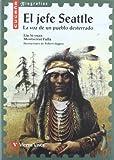 EL JEFE SEATTLE N/C: 000001 (Colección Cucaña Biografías) - 9788431671716