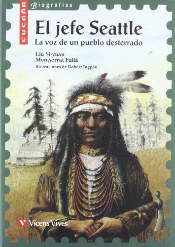 EL JEFE SEATTLE N/C: 000001 (Colección Cucaña Biografías) - 9788431671716 por Francisco Anton Garcia