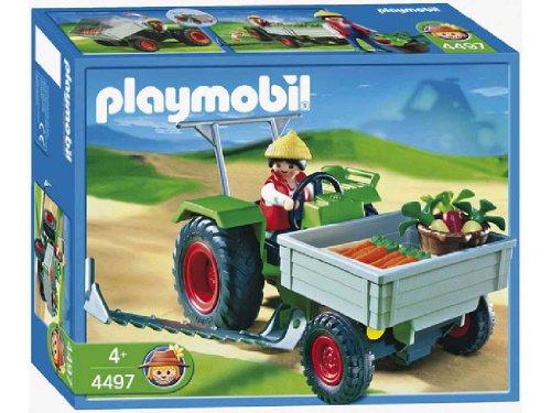 Tractor playmobil de segunda mano solo quedan 2 al 75 for Playmobil segunda mano