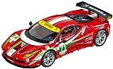 Carrera Evolution - Ferrari 458 Italia GT2 AF Corse No.71, coche de juguete (27426)