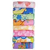 Littly Baby Wash Cloths/ Hankies, Pack o...