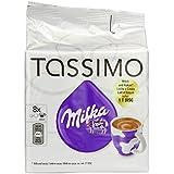 Tassimo Milka Chocolate, Paquete de 2, 2 x 16 T-Discs (16 Tazas)