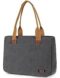 FOSTAK Bolsos totes Bolso de hombro para mujer Bolso de viaje Messenger Bag  elegante Bolsas portátiles para… 1b51e7d6d3a67