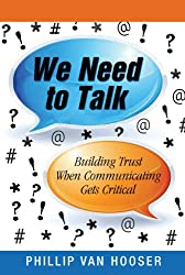 Phillip van hooser books related products dvd cd apparel we need to talk building trust when communicating gets critical rs39900 kindle edition willie chofer y profesor fandeluxe Document