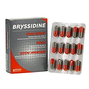 BRYSSIDINE Tonus et Forme - Bryssidine 30 gélules